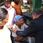 Recorrido del Dr. Leonel Fernández en la Región Sur