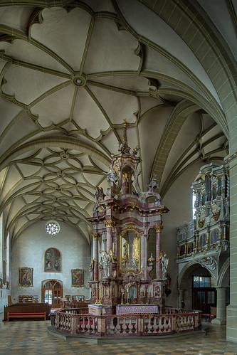 Wallfahrtskirche Maria im Sand in Dettelbach (Unterfranken)