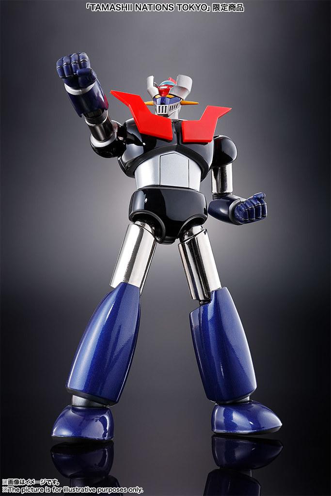 超合金魂 GX-01R 無敵鐵金剛 マジンガーZ(Tokyo Limited)【TAMASHII NATIONS TOKYO限定】