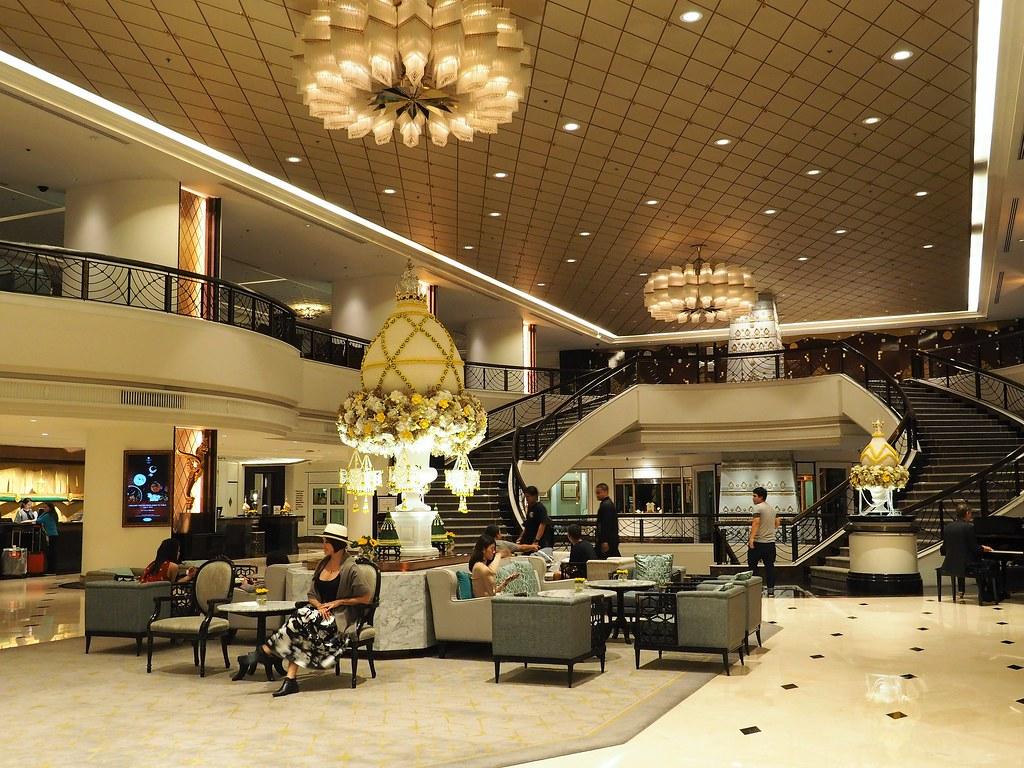 曼谷THE ATHENEE HOTEL (2)