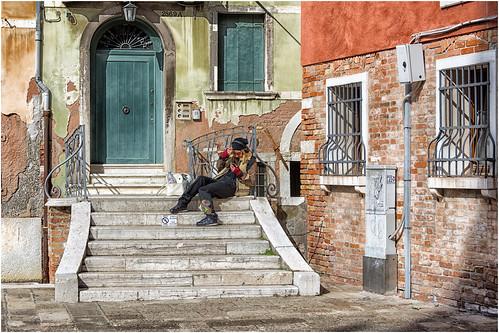 Venezia  ...  tra calli e campielli ...