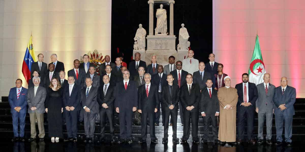 Embajada de Argelia en Venezuela conmemora el Día de la Victoria