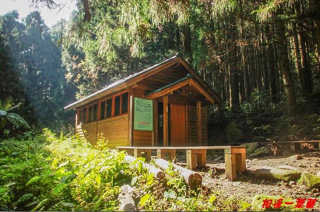 4號救援樁--避難小屋