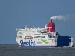 Stena Britannica - Noordzee