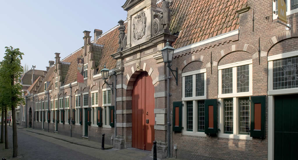 Frans Hals Museum, Hof (photo: Margareta Svensson) | Your Dutch Guide