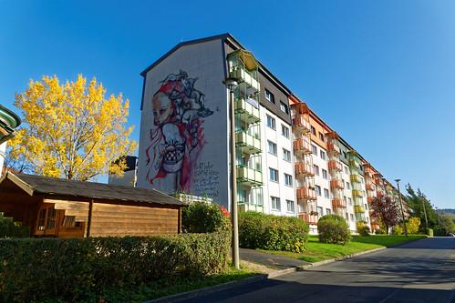Wallcome Festival 2014 in Schmalkalden
