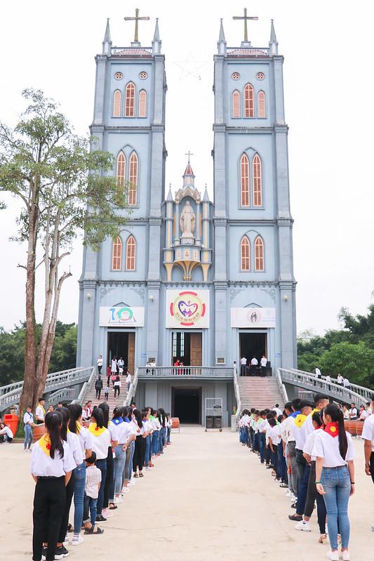 Giáo xứ Thổ Hoàng
