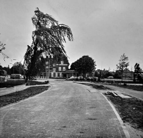 Renkum Bokkedijk Oude Hotel Campman 18 mei 1967 Collectie Dies Kosters
