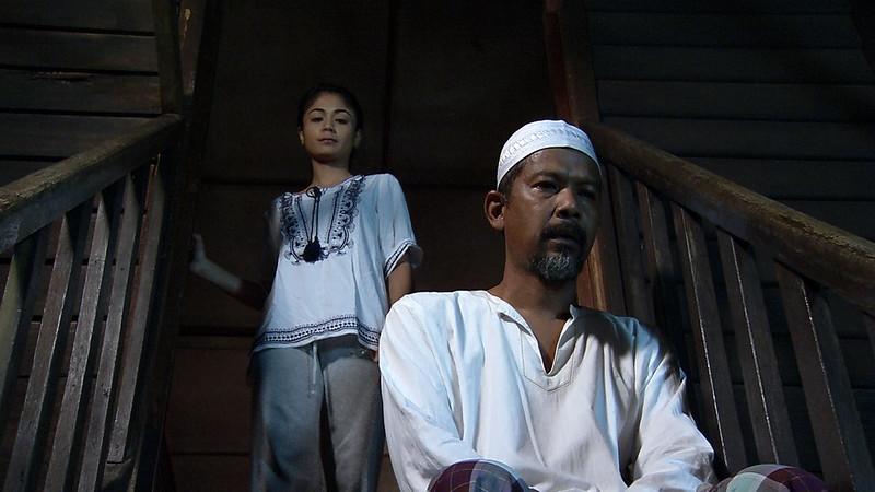 Namron Dan Tasha Shila Dalam Kasut Untuk Ayah