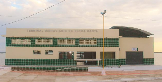 Terminal de Terra Santa