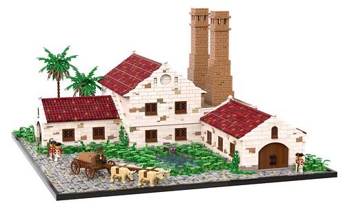 Brickworks, Port Woodhouse