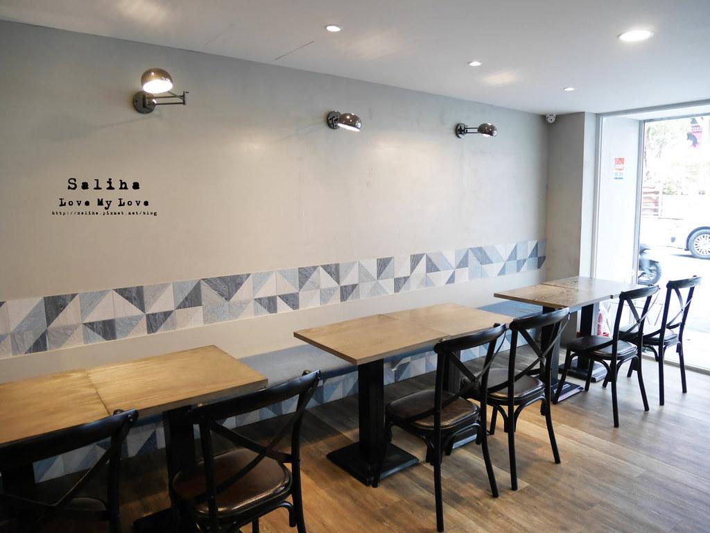 東區不限時咖啡廳餐廳推薦Cuiqu Coffee奎克咖啡台北忠孝店下午茶早午餐輕食 (2)