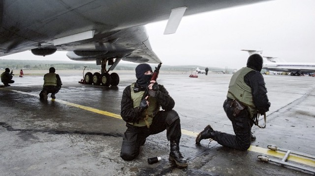 1214 Russian Tupolev-154 Flight Hijacked and Landed to Madinah, Saudi Arabia 01