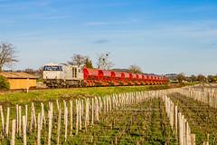 20 mars 2019 92 87 0002 004-5 Train K4 RVB Bergerac -> Libourne Saint-Hippolyte (33) - Photo of Saint-Pey-de-Castets