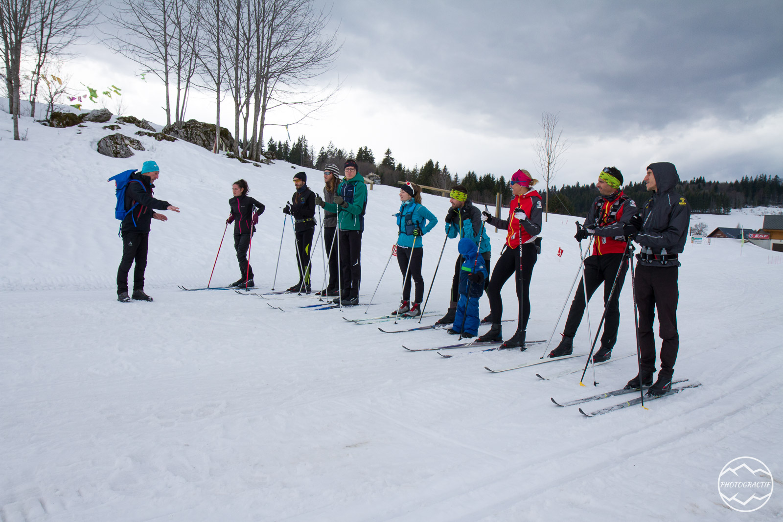 DSN Entrainement Ski Raquettes (3)