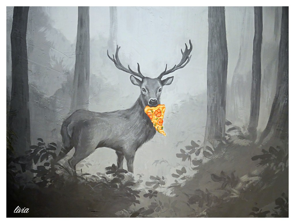 Deer PIZZA7