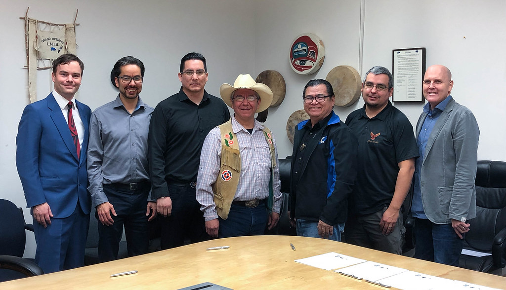 Five Nicola bands and BC Housing are working together on a new project to improve the quality of on-reserve housing in the Nicola Valley near Merritt.