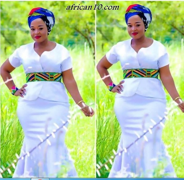 Latest African Print Dresses 2019 Woman Styles