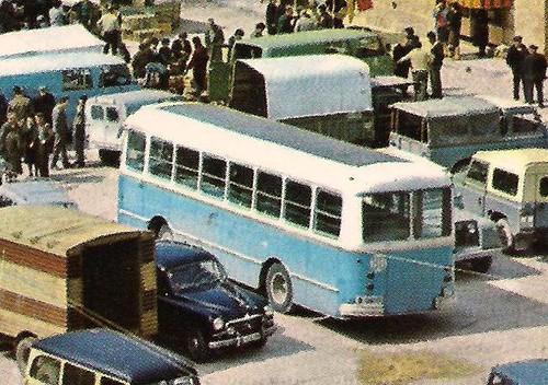 autobús Nazar empresa Ballús de Berga 1