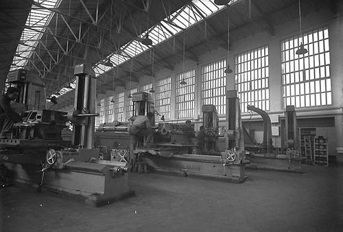 maquinària fàbrica Matacas
