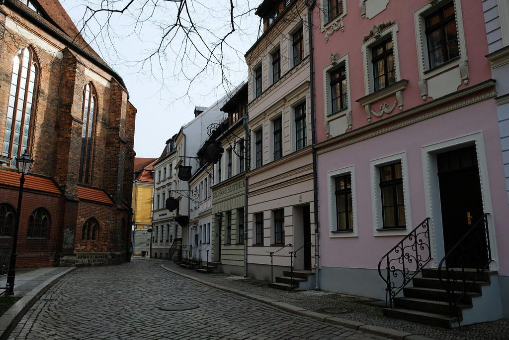 Nikolai Quarter, Berlin, Germany