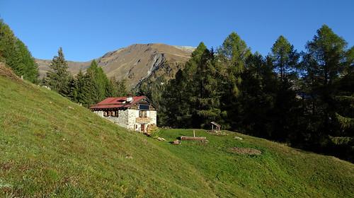 Ör Tamina - 1854 m.ü.M. oberhalb von Campo Blenio