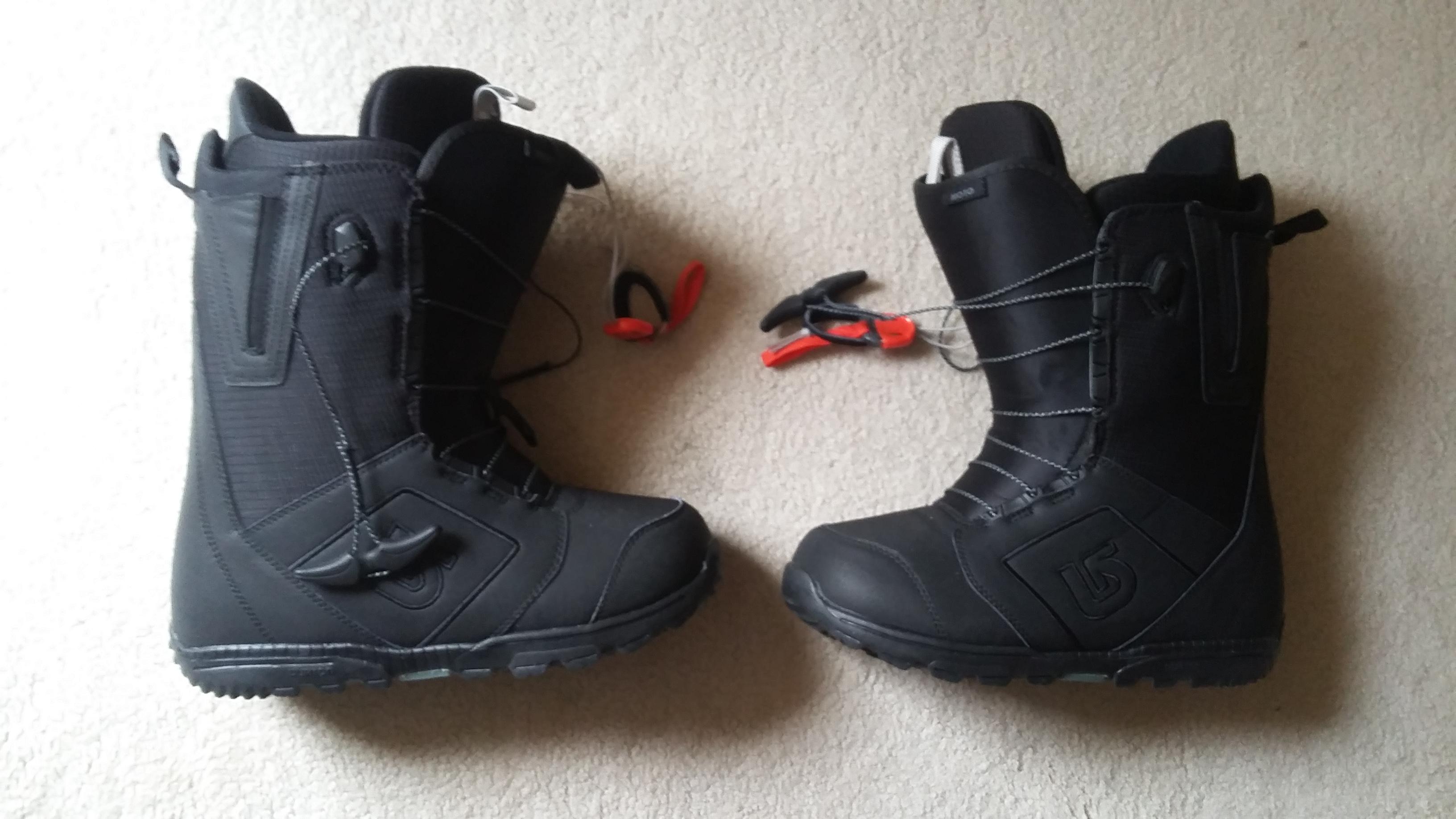 Prodám boty na snowboard Burton MOTO (vel. 43 3ee4efdebb