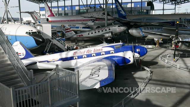 Seattle/Museum of Flight