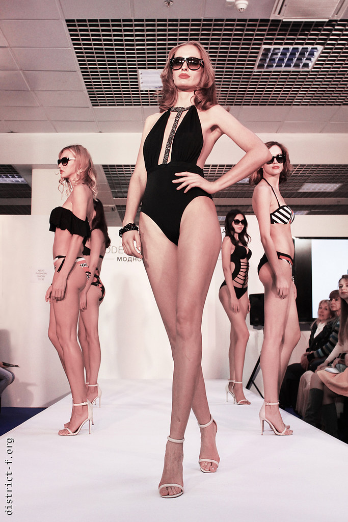 DISTRICT F — Collection Première Moscow — LINGERIE SHOW двадцать один