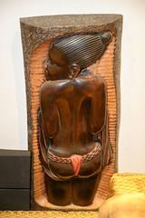 DSC_0420 Shoreditch Studio London Camera Test Shot  Nikon Z 6 NIKKOR Z 24-70mm f/4 S Gifty African Wood Carving Art from Ghana