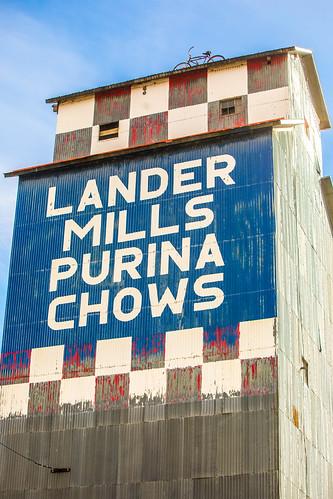 Lander Mills