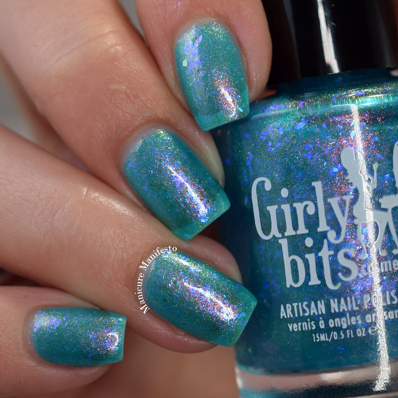 Girly Bits Not Waterlilies review