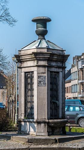 Verrebroek, Gemeentepomp.