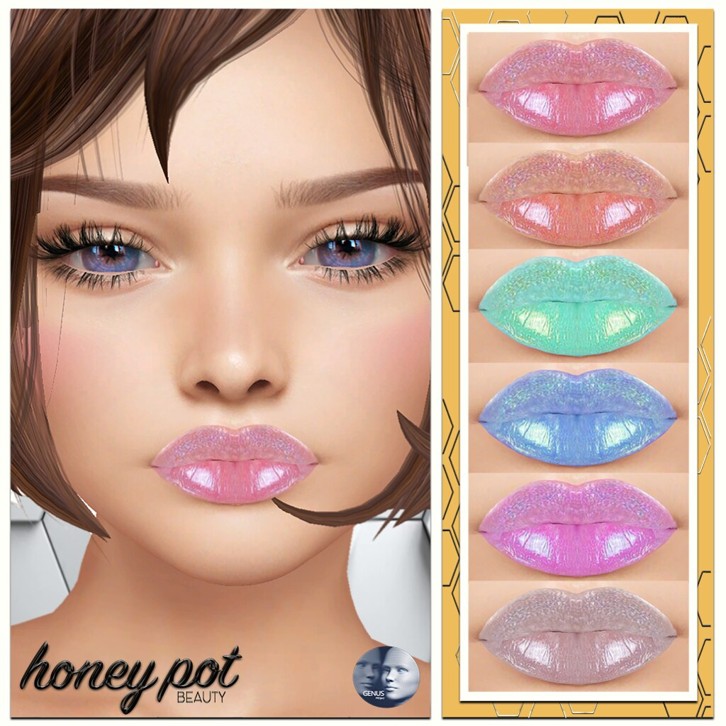 HoneyPot Beauty Lips Pixie GENUS
