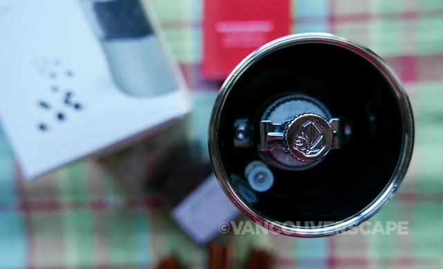 Peugeot Zeli electric pepper mill