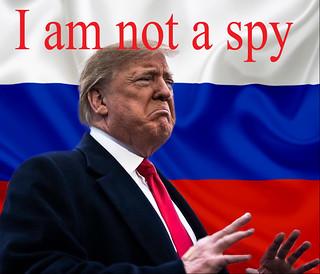 I Am Not A Spy