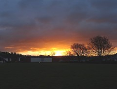 South Hams sunrise