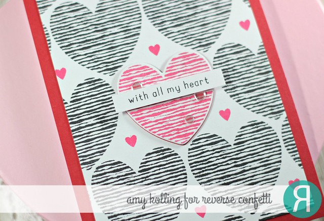 Patterned Hearts2