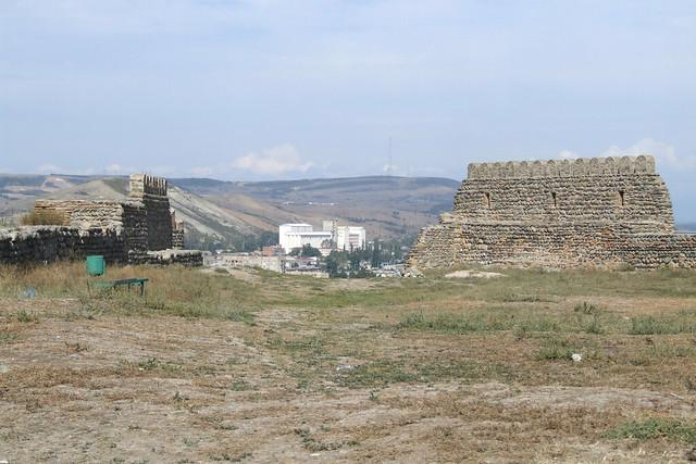 Gori Fortress, 11.09.2013., Fujifilm FinePix S9500