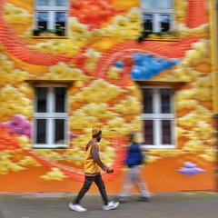 Color me a dragon~ Duesseldorf