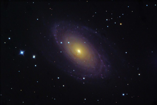 Bodes Galaxy, M81 in Ursa Major