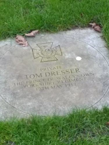 Tom Dresser Memorial, Middlesbrough | by twiggles