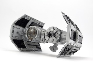 TIE Bomber LEGO MOC | by barneius