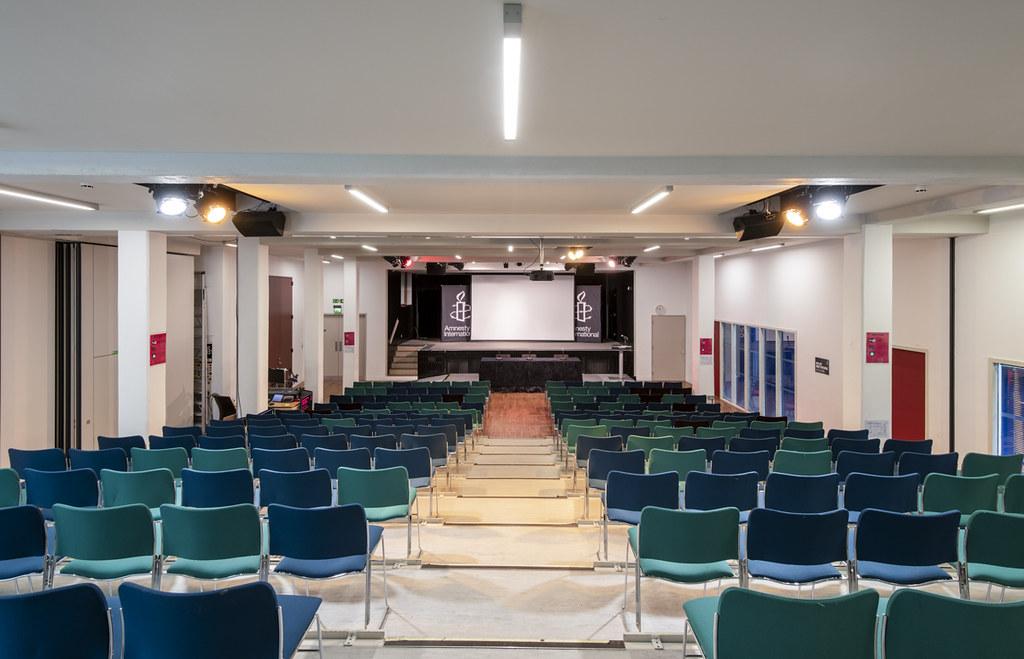 Amnesty UK Auditorium