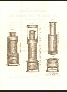 Heath's Microscope Advertising Brochure page 2