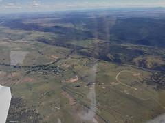 JC's 2nd flight, just N of Bredbo