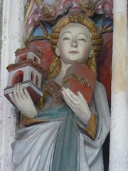Warwick - Beauchamp Chapel East Window Sculptures