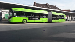 Iveco Bus Urbanway 18 GNV BHNS n°755