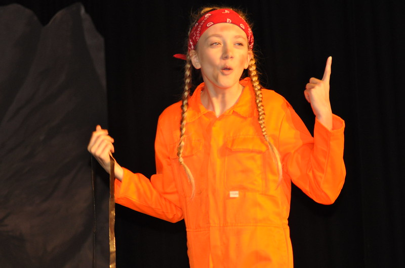 Junior Drama Production - 'Holes'