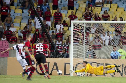 Vasco 1 x 1 Flamengo
